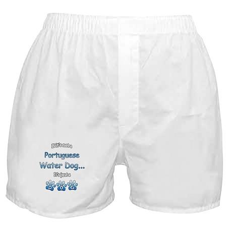 Water Dog Not Boxer Shorts
