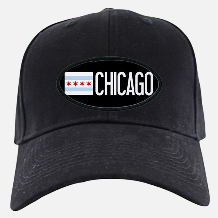 Chicago: Chicagoan Flag & Chicago Baseball Hat