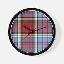 Tartan - Anderson Wall Clock