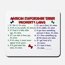 American Staffordshire Terrier Property Laws 2 Mou