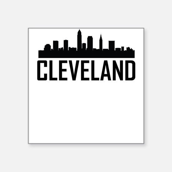 Cleveland Bumper Stickers CafePress - Custom vinyl decals cleveland ohio