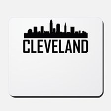 Skyline of Cleveland OH Mousepad