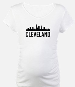 Skyline of Cleveland OH Shirt