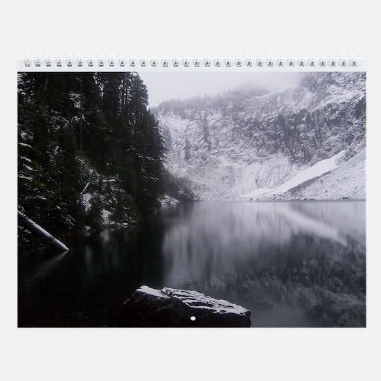 SCENIC NATURE Wall Calendar