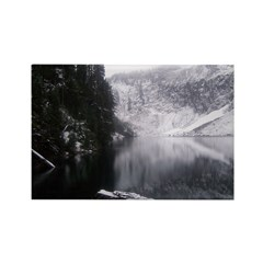 Serene Lake Rectangle Magnet (10 pack)