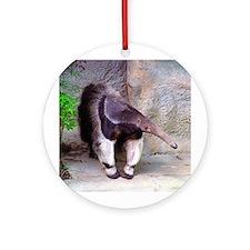 Giant Anteater Front Keepsake (Round)