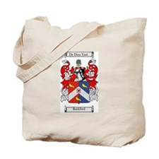 Beckford Crest Tote Bag