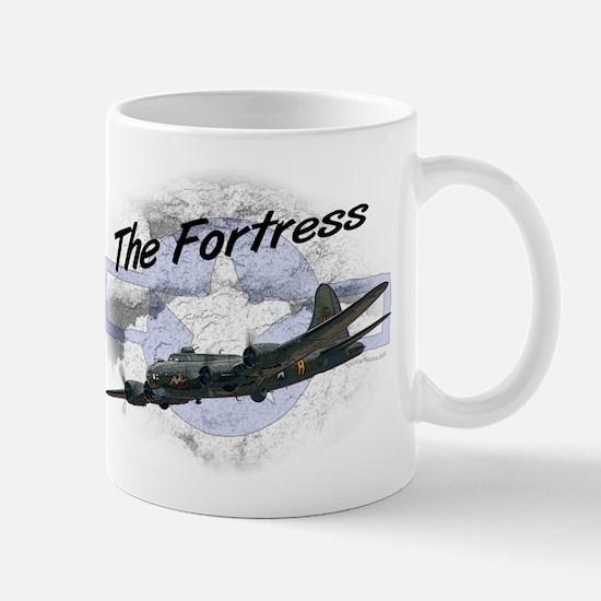 Fortress Aircraft Mug