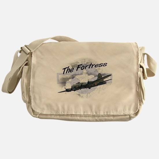 Fortress Aircraft Messenger Bag