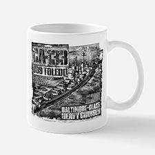 Heavy cruiser Toledo Mugs
