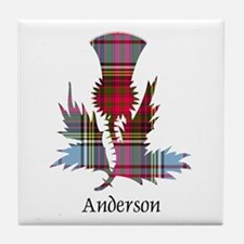 Thistle - Anderson Tile Coaster