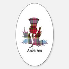 Thistle - Anderson Decal