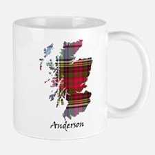 Map - Anderson Mug
