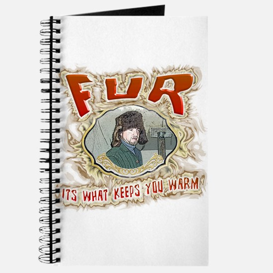 perfect pro trapper gift or s Journal