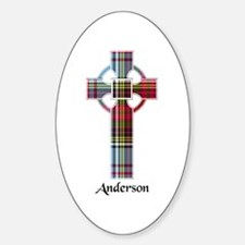 Cross - Anderson Decal