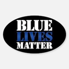 Blue Lives Matter Decal