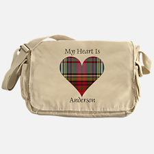 Heart - Anderson Messenger Bag