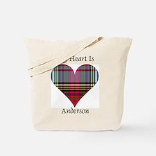 Heart - Anderson Tote Bag