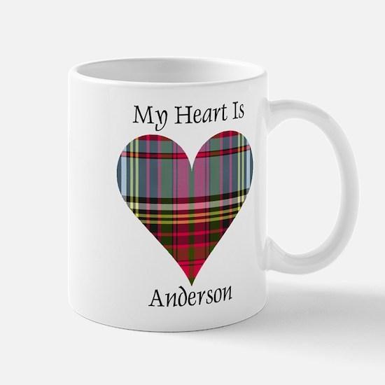 Heart - Anderson Mug