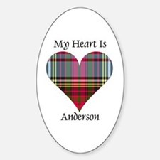 Heart - Anderson Decal