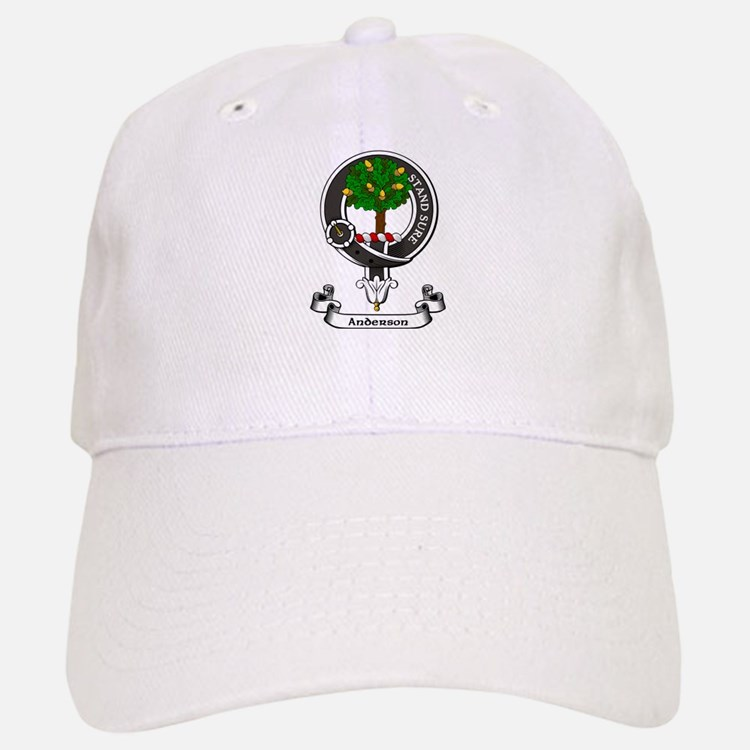 Badge - Anderson Baseball Baseball Cap