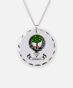 Badge - Anderson Necklace Circle Charm