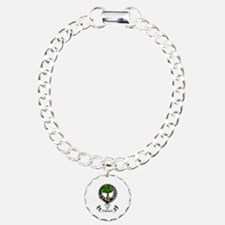 Badge - Anderson Charm Bracelet, One Charm