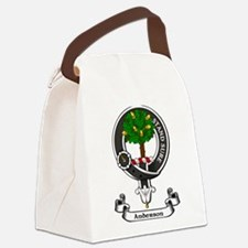 Badge - Anderson Canvas Lunch Bag