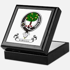 Badge - Anderson Keepsake Box