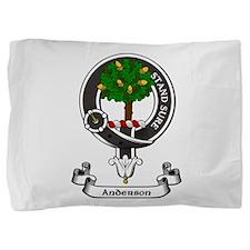 Badge - Anderson Pillow Sham