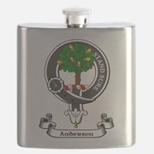 Badge - Anderson Flask