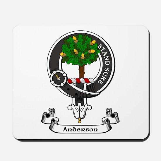 Badge - Anderson Mousepad