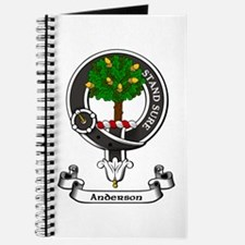 Badge - Anderson Journal