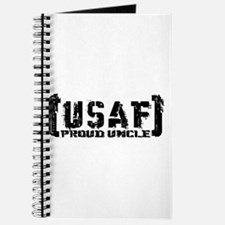 Proud USAF Uncle - Tatterd Style Journal