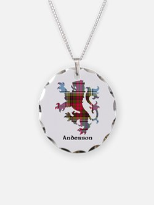 Lion - Anderson Necklace