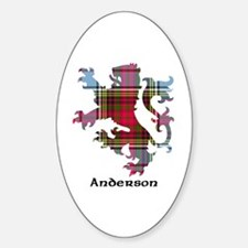 Lion - Anderson Decal