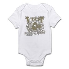 perfect pro trapper gift or s Infant Bodysuit
