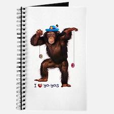 I Heart Yo-yos Journal