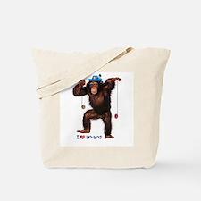 I Heart Yo-yos Tote Bag