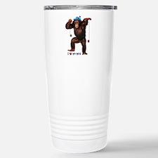 I Heart Yo-yos Travel Mug