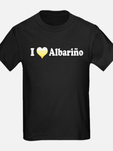 I Love Albariño T
