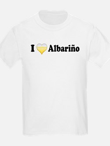 I Love Albariño T-Shirt