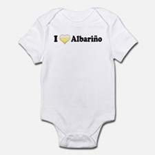 I Love Albariño Infant Bodysuit