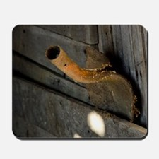 Rusty Shovel Mousepad