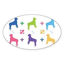 American Staffordshire Terrier Designer Decal