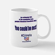 MCS America - You Could Be Ne Mug