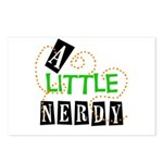 A Little Nerdy Postcards (Package of 8)