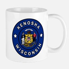 Kenosha Wisconsin Mugs