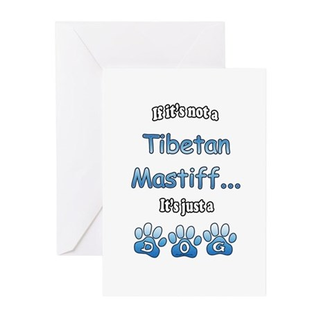 Tibetan Not Greeting Cards (Pk of 10)