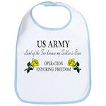 US Army - OEF - Land of the F Bib